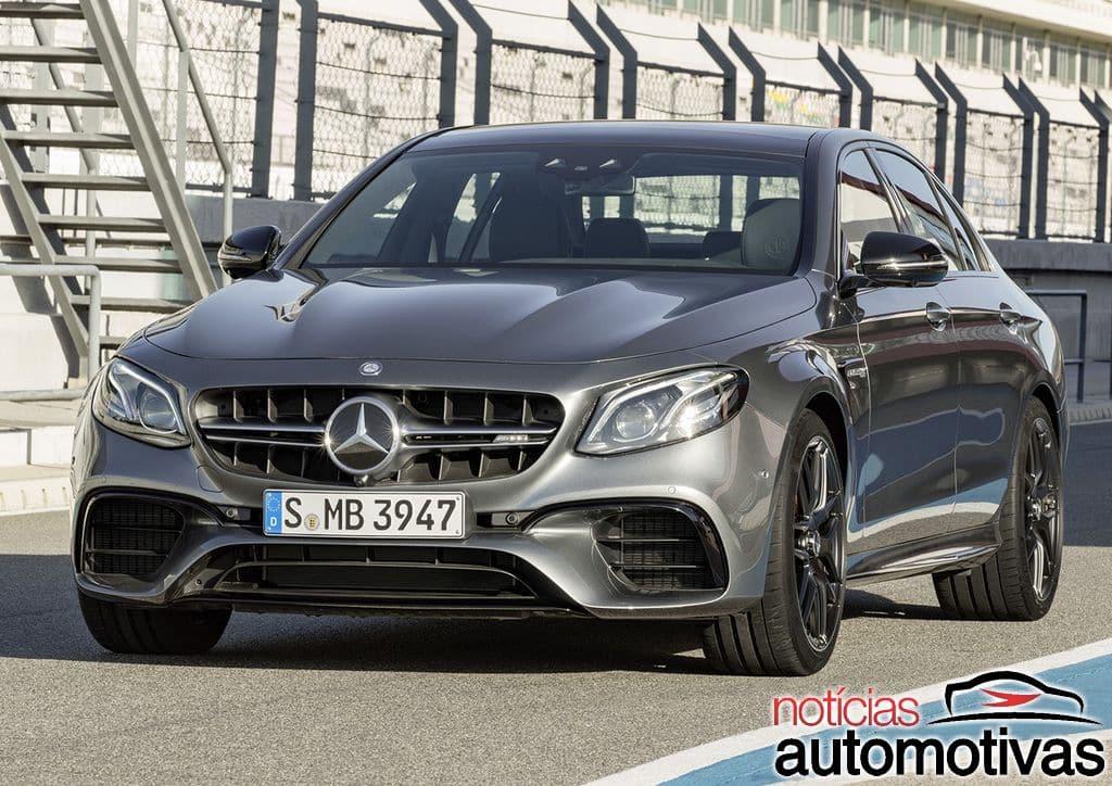 Mercedes-AMG E 63 S estreia por R$ 699,9 mil Untitled3
