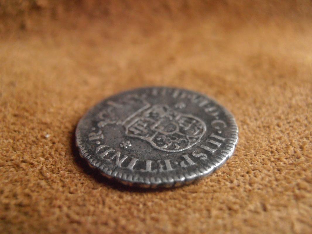 1/2 Real Fernando VI ceca de  Lima(1759) P3040022