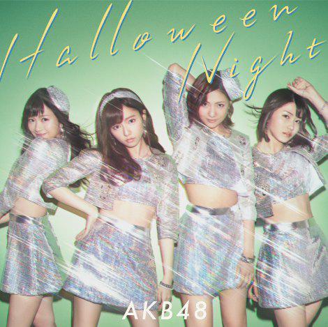 "AKB48 >> Single ""#Sukinanda"" - Página 8 Halloween2"