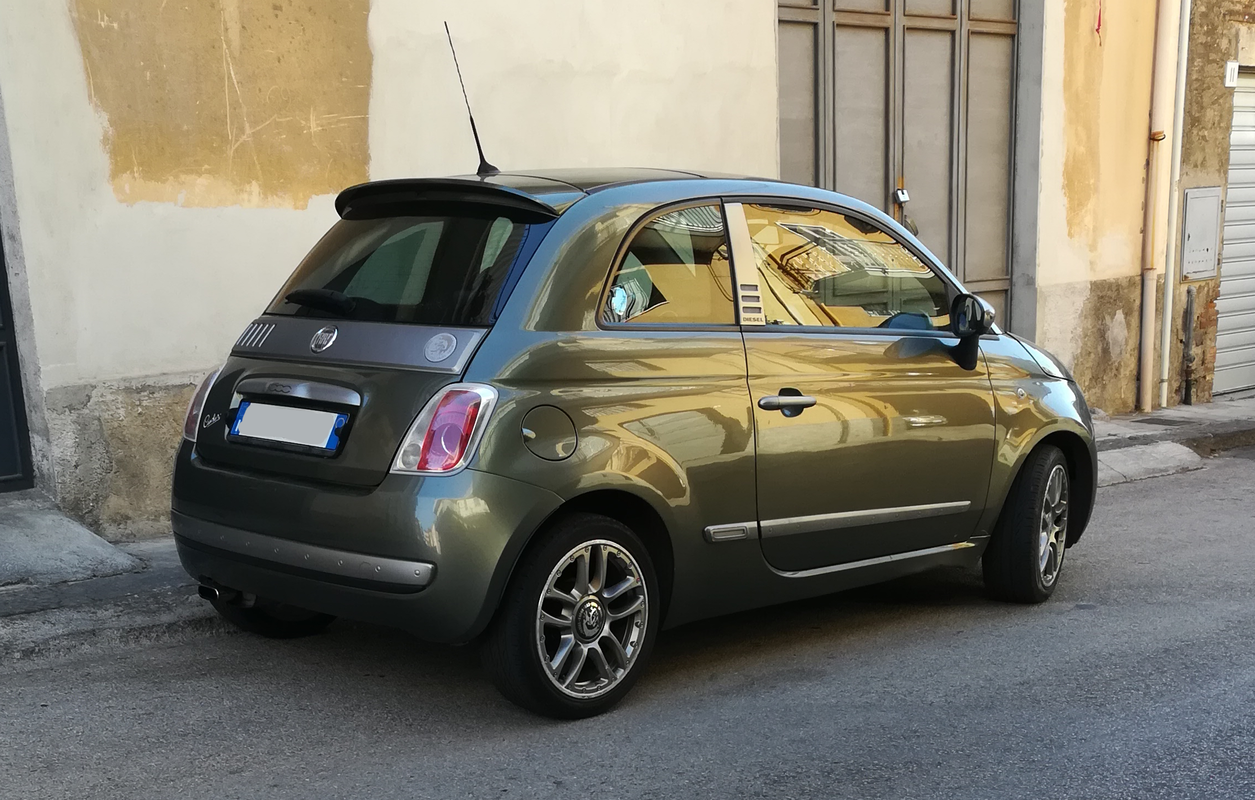 Avvistamenti auto rare non ancora d'epoca - Pagina 37 500_by_Diesel