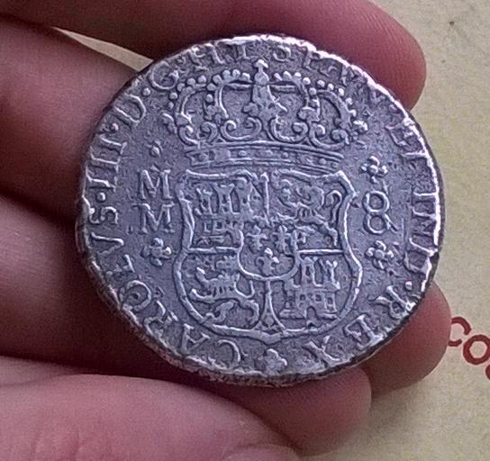 8 reales 1760. Carlos III. Méjico WP_20141221_006