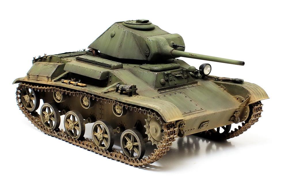 Т-60 с 37мм пушкой ЗИС19 Image