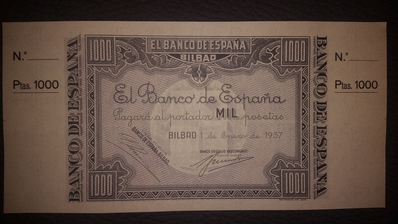 Colección de billetes españoles, sin serie o serie A de Sefcor pendientes de graduar - Página 2 20170217_202912