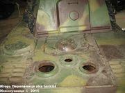 "Немецкий тяжелый танк PzKpfw VI Ausf.B ""Koenigtiger"", Sd.Kfz 182,  Deutsche Panzermuseum, Munster, Deutschland Koenigtiger_Munster_049"