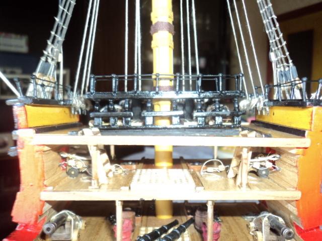 victory - Sezione maestra HMS Victory DSC08018