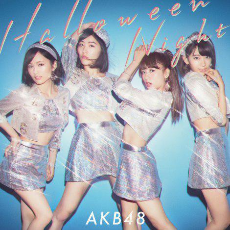 "AKB48 >> Single ""#Sukinanda"" - Página 8 Halloween1"