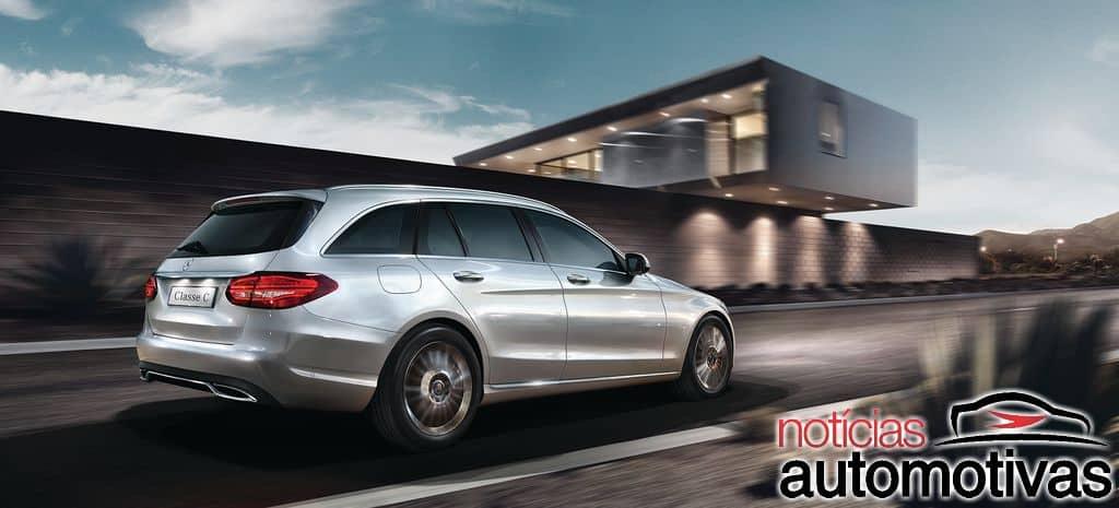 Mercedes-Benz C 300 Estate Avantgarde Mercedes-_Benz-_C-300-_Estate-_Avantgarde-2018-3