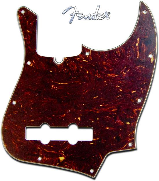 ... Fender_standard_jazz_bass_guitar_pickguard_torto