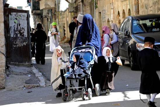 hijab voile burqa et science FEMMES_ISRAEL3