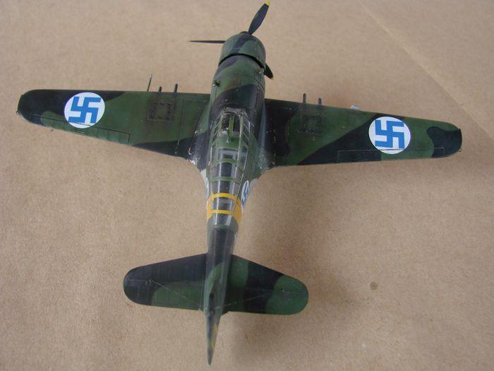 Finski Fokkeri D.XXI, Special Hobby, 1/72 DSC01493