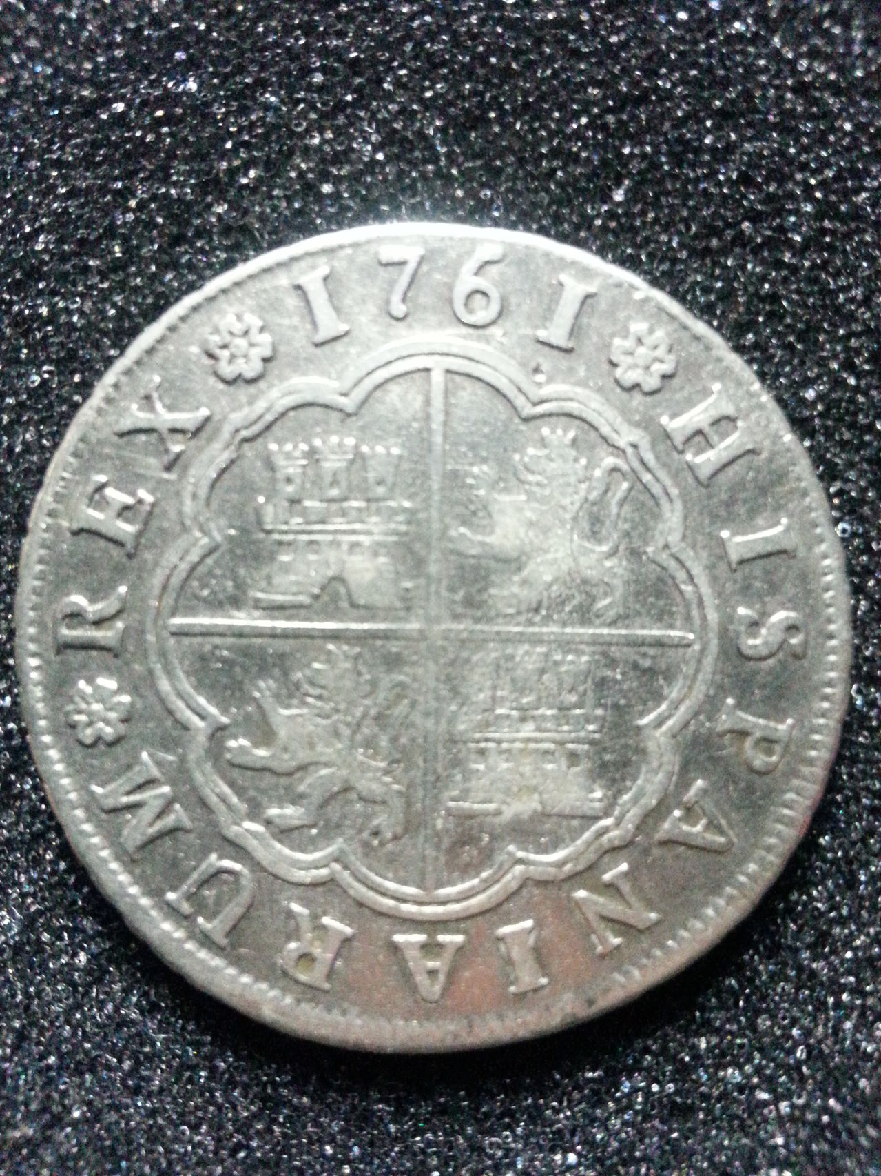 4 reales 1761. Carlos III. Sevilla 20150211_163638