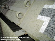 "Немецкий тяжелый танк PzKpfw V Ausf.А  ""Panther"", Sd.Kfz 171,  Musee des Blindes, Saumur, France Panther_A_Saumur_085"