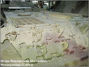 "Немецкий тяжелый танк PzKpfw V Ausf.А  ""Panther"", Sd.Kfz 171,  Musee des Blindes, Saumur, France Panther_A_Saumur_114"