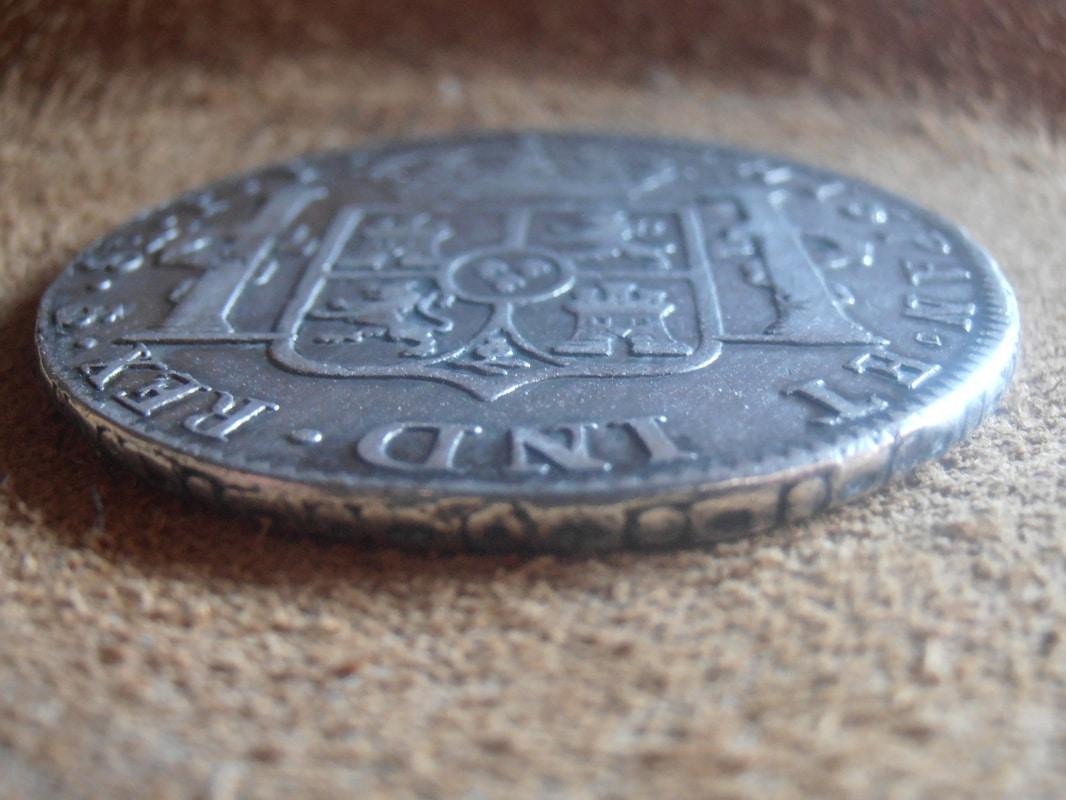 8 reales 1806. Carlos IV. Potosí P8248610