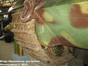 "Немецкий тяжелый танк PzKpfw VI Ausf.B ""Koenigtiger"", Sd.Kfz 182,  Deutsche Panzermuseum, Munster, Deutschland Koenigtiger_Munster_064"