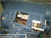 """Трансмиссия немецкого тяжелого танка PzKpfw VI Ausf. E  """"Tiger"""", Sd.Kfz 181, Wehrtechnische Studiensammlung (WTS), Koblenz, Deutschland Tiger_transmission_050"""