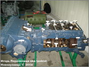 """Трансмиссия немецкого тяжелого танка PzKpfw VI Ausf. E  """"Tiger"""", Sd.Kfz 181, Wehrtechnische Studiensammlung (WTS), Koblenz, Deutschland Tiger_transmission_057"""