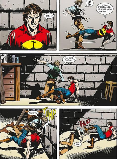 Un capestro per Gambit (n.528/529/530) Prisco
