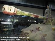 "Немецкий тяжелый танк PzKpfw V Ausf.А  ""Panther"", Sd.Kfz 171,  Musee des Blindes, Saumur, France Panther_A_Saumur_092"