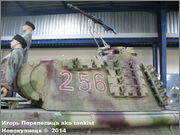 "Немецкий тяжелый танк PzKpfw V Ausf.А  ""Panther"", Sd.Kfz 171,  Musee des Blindes, Saumur, France Panther_A_Saumur_098"
