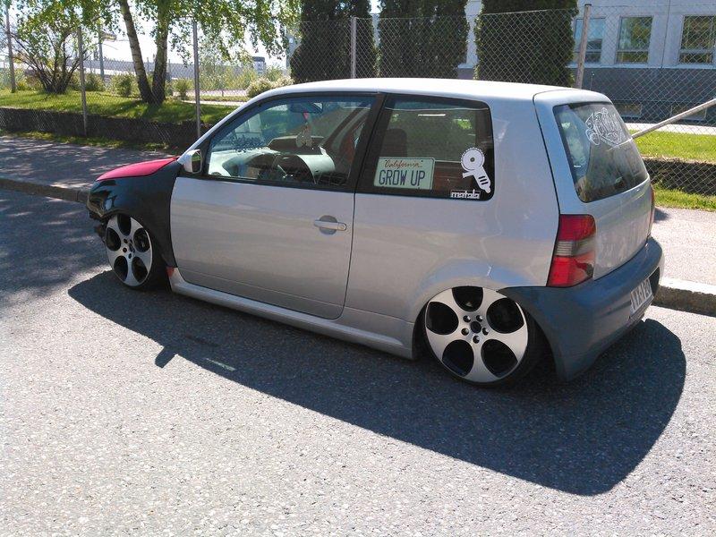 voi poistaa-jjjkkk: Lupo GTi bagged & Chevy S10 dropped & Passat 35i static - Sivu 13 20150530_002