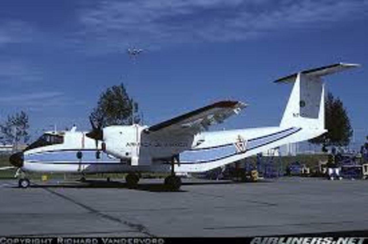 Aeronaves  del pasado de la SEMAR. DEHAVILLANDBUFALOARMADADEMEXICO
