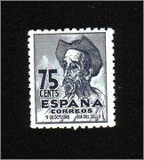 1 Peseta 1951 (Serie Repeticiones 7) Quijote3