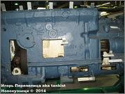 """Трансмиссия немецкого тяжелого танка PzKpfw VI Ausf. E  """"Tiger"""", Sd.Kfz 181, Wehrtechnische Studiensammlung (WTS), Koblenz, Deutschland Tiger_transmission_044"""