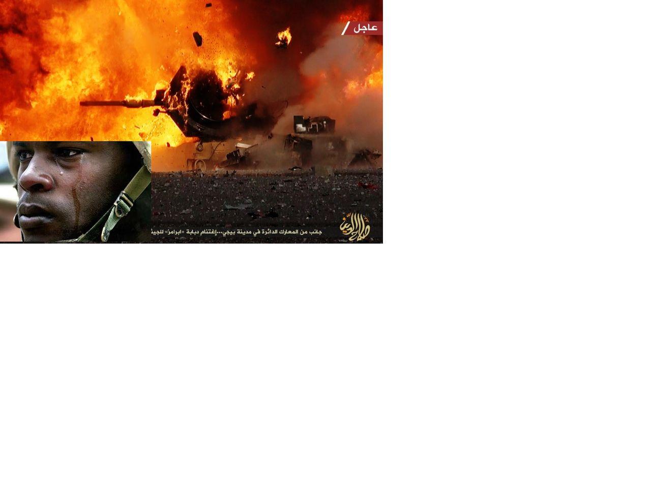 IRAQ - Fight on Islamic State: News #1 - Page 12 Tears