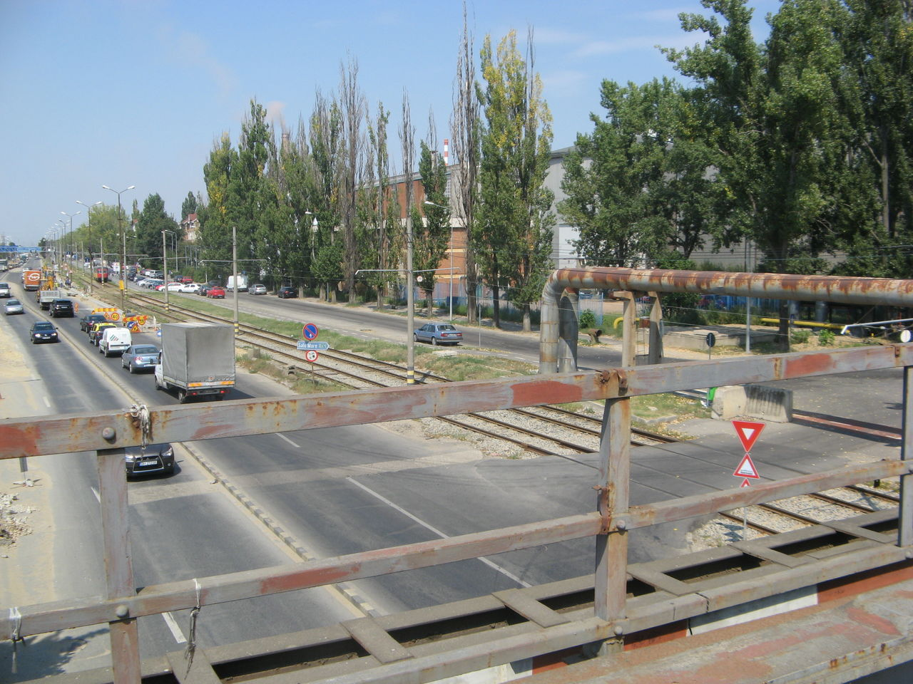 Calea ferată directă Oradea Vest - Episcopia Bihor IMG_0025