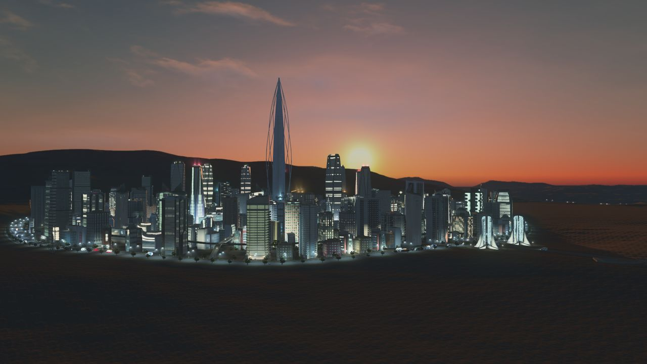 Cities Skylines After Dark Essential Mods Pack V3 Cities