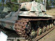Советский тяжелый танк КВ-1, ЛКЗ, июль 1941г., Panssarimuseo, Parola, Finland  -1_-247
