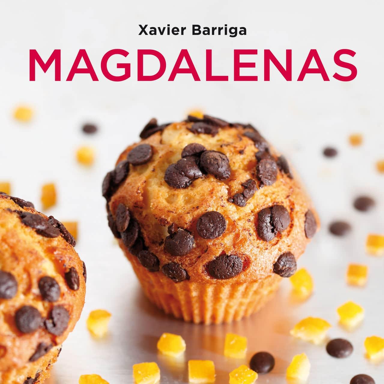 Magdalenas - Xavier Barriga Portada
