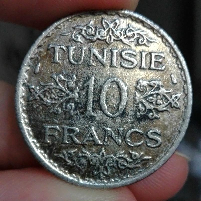 Tunez 10 francos 1934 IMG_20170611_193502