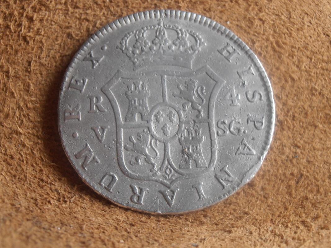 4 Reales 1810 Fernando VII - Valencia P8218604