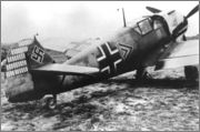 Messerschmitt Bf-109 e-4 (Tamiya) 1/72 Wick