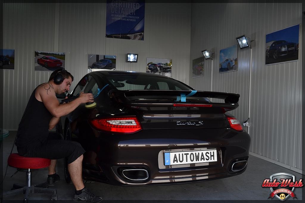 Bastien, d'AutoWash44 / Vlog n°6 - Macan S, 997 et 911 GT3 - Page 8 00_33