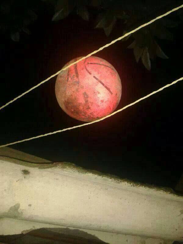 Um eclipse total, nesta madrugada, deixará a Lua cor de sangue  LUA