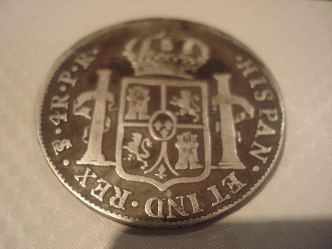 4 reales 1792. Carlos IV. Potosí Otras_002