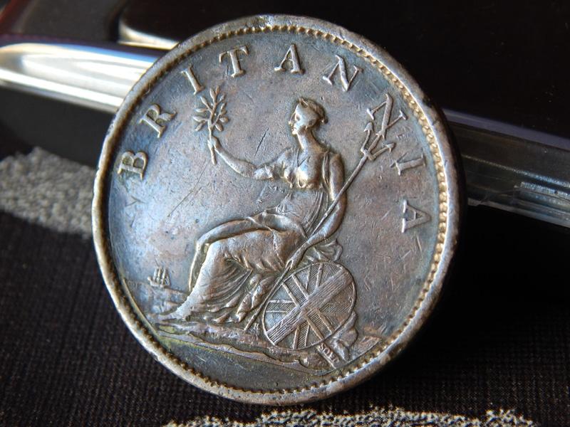 1 penique Jorgue III 1806 DSCN2449