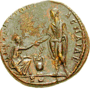 GLOSARIO MONEDAS ROMANAS. Acaya, Achaiae. Achaiae