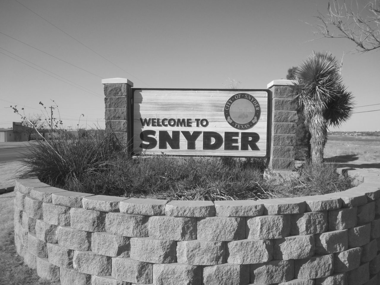 Égarés - 14/12/34 - Page 3 Revised_photo_Snyder_TX_welcome_sign_IMG_1766