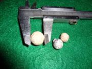 bola de metal 011