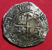 8 reales potosinos (1651) IMG_0199