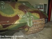 "Немецкий тяжелый танк PzKpfw VI Ausf.B ""Koenigtiger"", Sd.Kfz 182,  Deutsche Panzermuseum, Munster, Deutschland Koenigtiger_Munster_066"