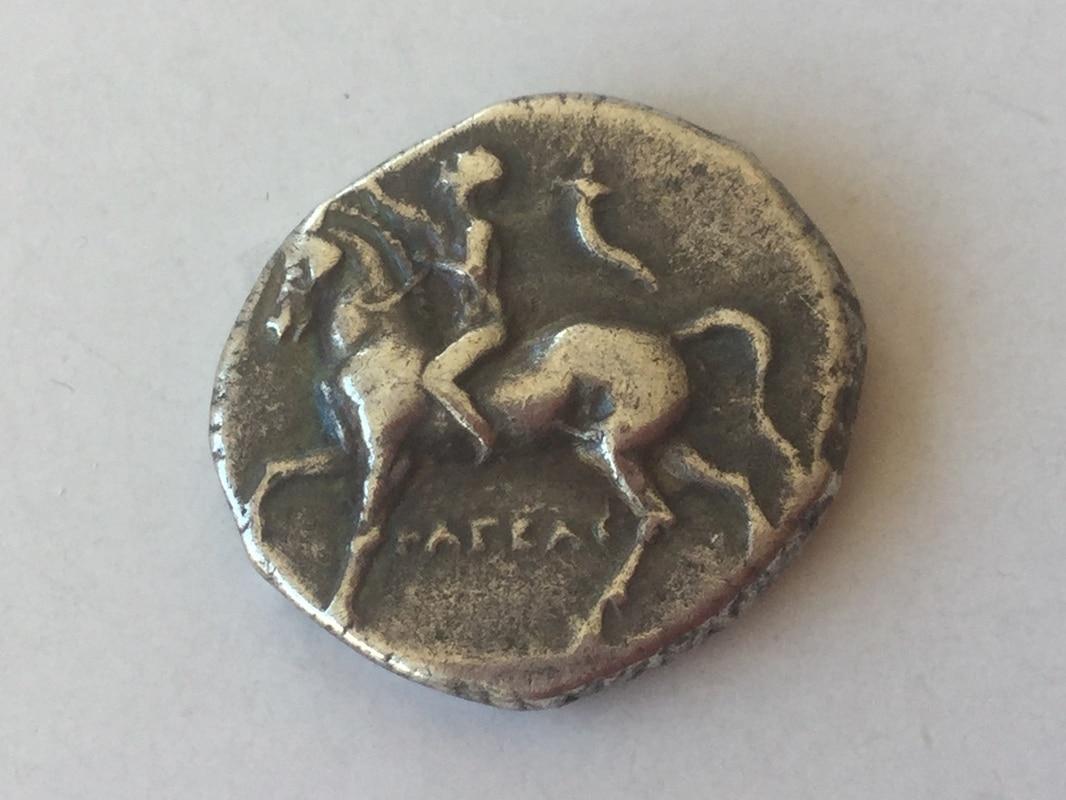 Calabria. Taras. Dicracma (272-235 BC). De Tauler y Fau IMG_0485