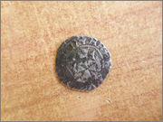 Dinero de Fernando II (1479-1516) de Aragón P1150127