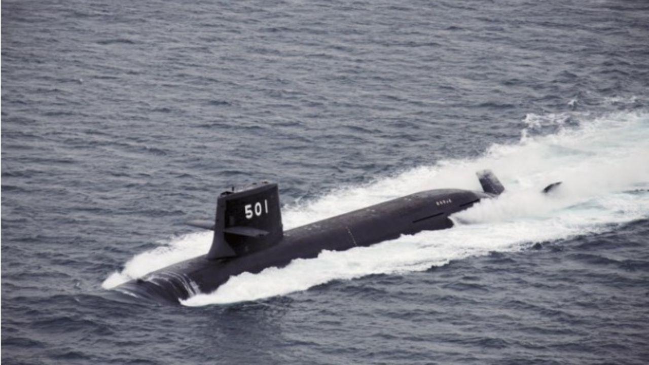 Submarino Clase SORYU(DRAGON AZUL) - Tecnologia avanzada y clasificada (sin compartir sus adelantos) SORYUSUBATTACKCLASS