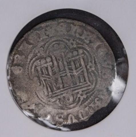 Cuartillo de Enrique IV.  Image