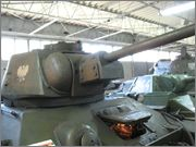 Советский средний танк Т-34,  Muzeum Broni Pancernej, Poznań, Polska 34_034